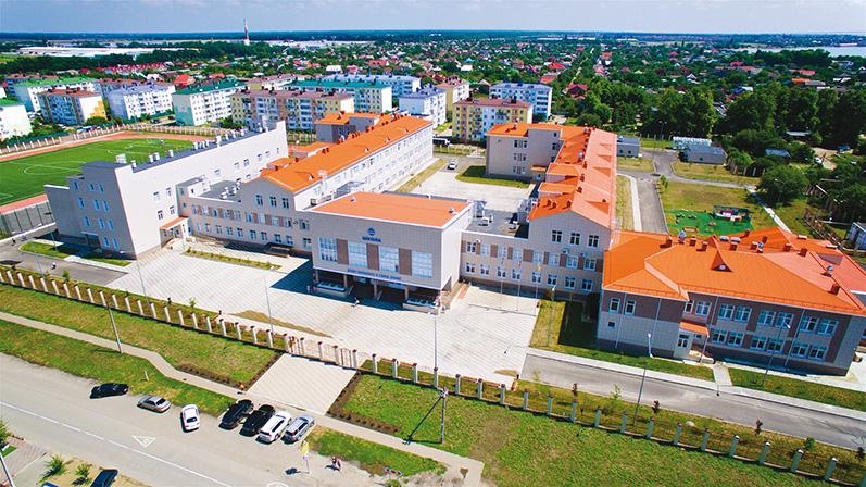 Краснодарский край: строительная отрасль в 2019 году