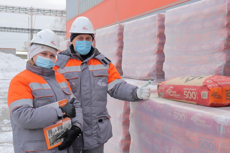 «ЕВРОЦЕМЕНТ груп» расширяет линейку цементов с минеральной добавкой