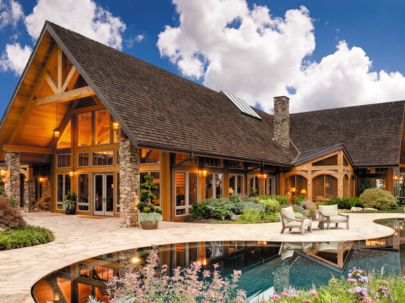 Утепление частного дома: подбираем материалы для всех конструкций