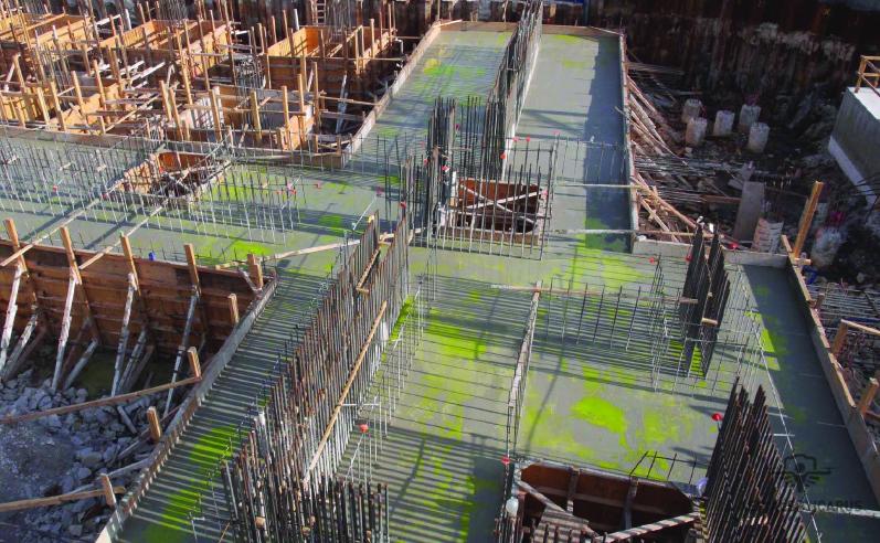 PENETRON ADMIX: решение проблемы долговечности бетонных конструкций