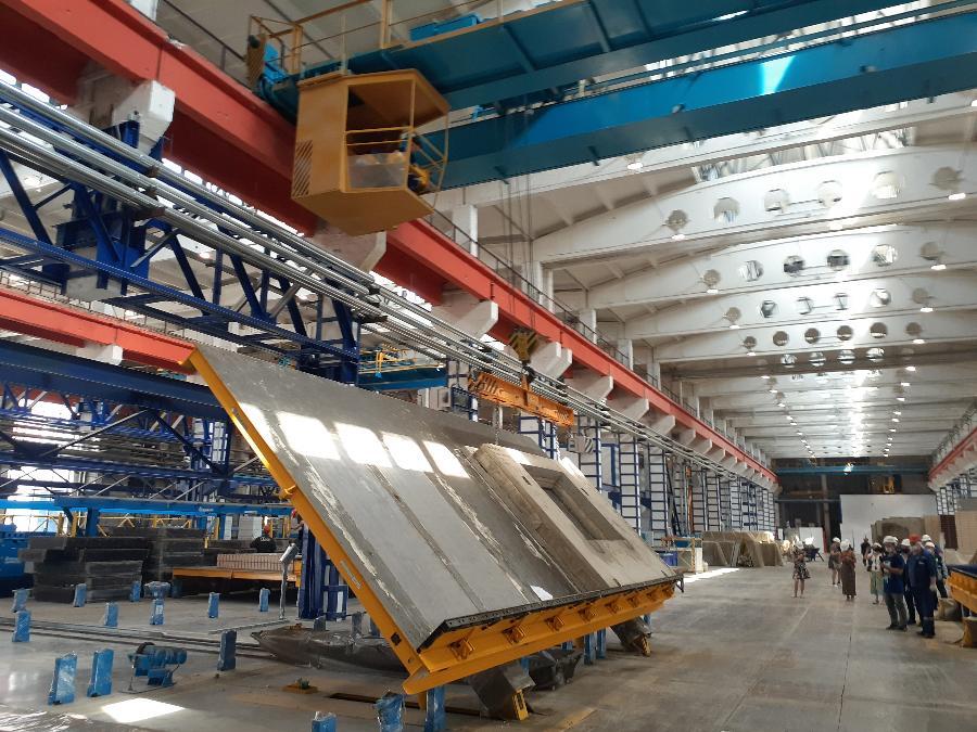 Успешный опыт модернизации Ростокинского ЖБК