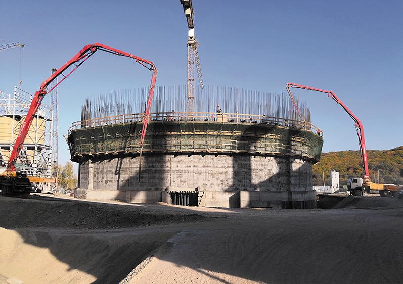 IX Международный форум по бетонной индустрии и промышленности: результаты