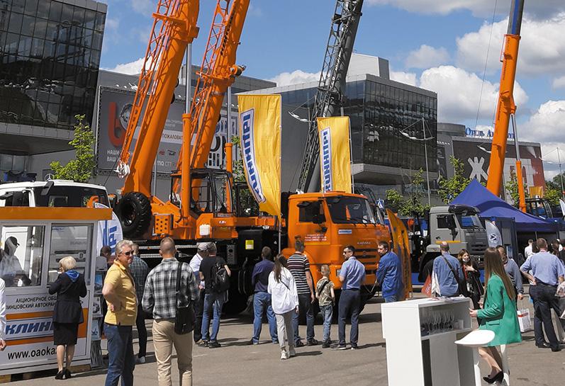 Bauma CTT 2021 – центральное событие в строительной индустрии