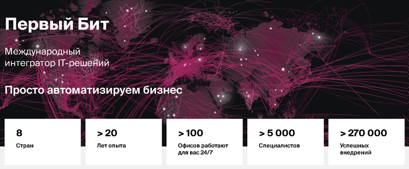 Первый Бит в пятерке лучших российских интеграторов CRM в недвижимости