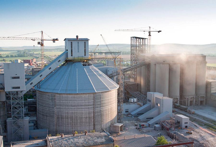 Обанкротившийся Калужский цементный завод выставлен на торги