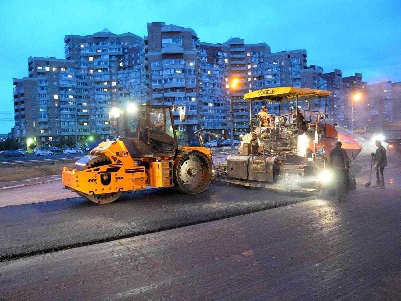 Дорожно-строительные компании Петербурга под угрозой банкротства