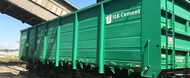 SLK Cement пополнила  железнодорожный парк