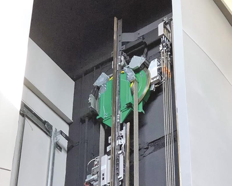 Лифты КОNЕ как зеркало современного лифтостроения