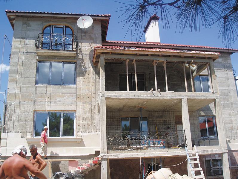 О свойствах мелкозернистых поризованных бетонов
