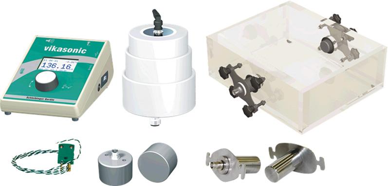 Измерительные приборы для испытания строительных материалов