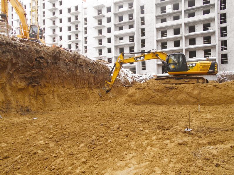 Новости строительного комплекса