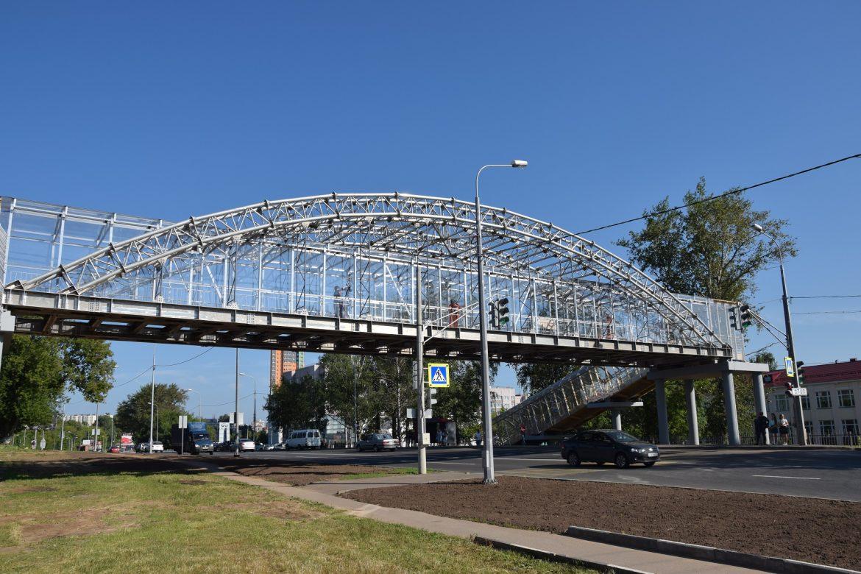 КраМЗ поставит 50 пешеходных алюминиевых мостов в Германию