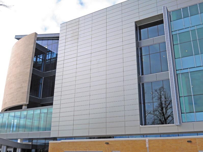 Система навесного вентилируемого фасада: особенности монтажа и выбора материалов