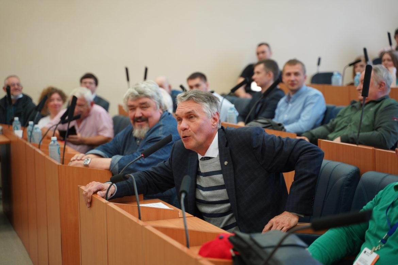 Итоги II Всероссийской конференция  «Фундаменты глубокого заложения и проблемы геотехники территорий»