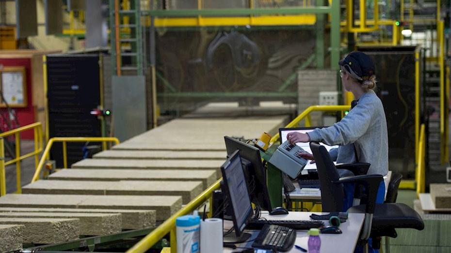 ROCKWOOL внедряет низкоуглеродистую технологию производства