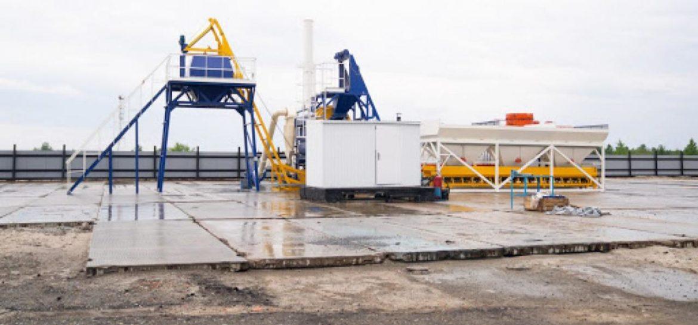 В Югре возведут новый асфальтобетонный завод