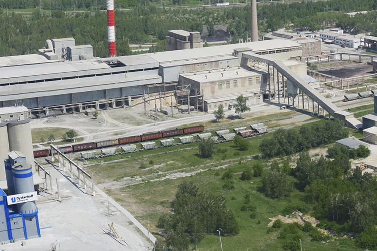 SLK Cement запустит отгрузочный терминал в Коркино