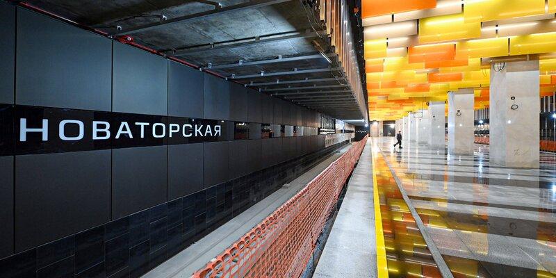 Кварцевый агломерат впервые используют при отделке метро