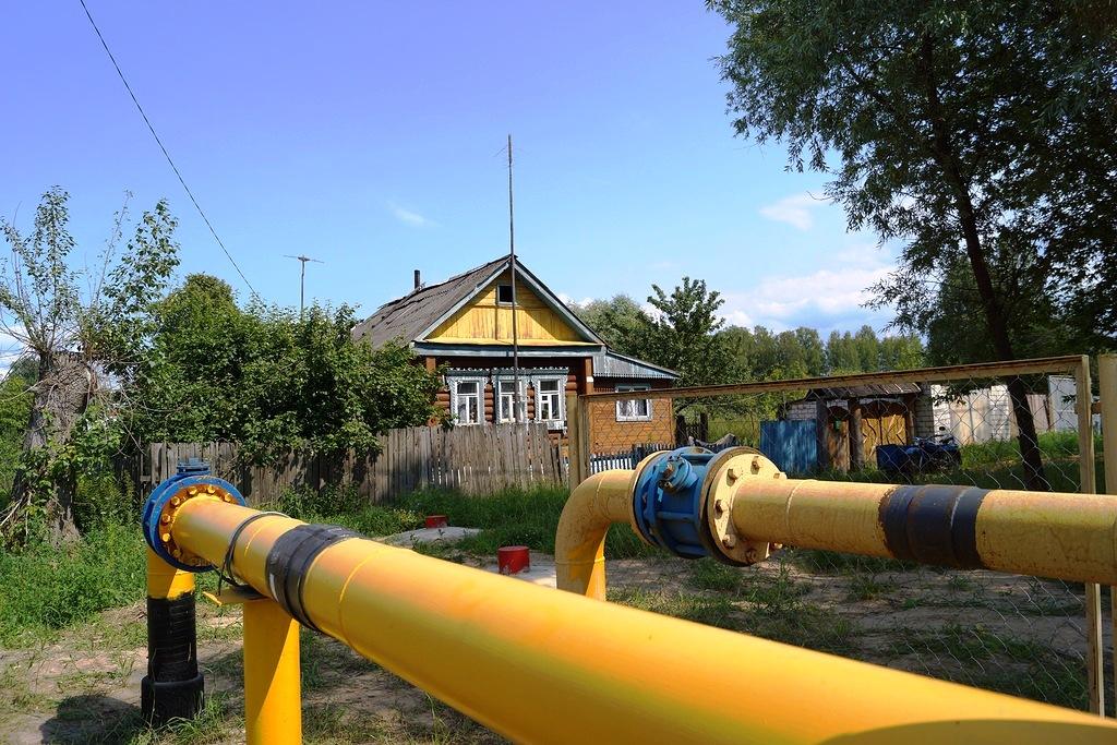 Стоимость газификации домовладений составит 567,5 млрд рублей