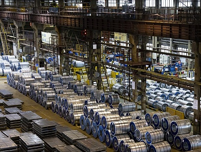 «Северсталь»становится поставщиком готовых изделий из собственного металлопроката