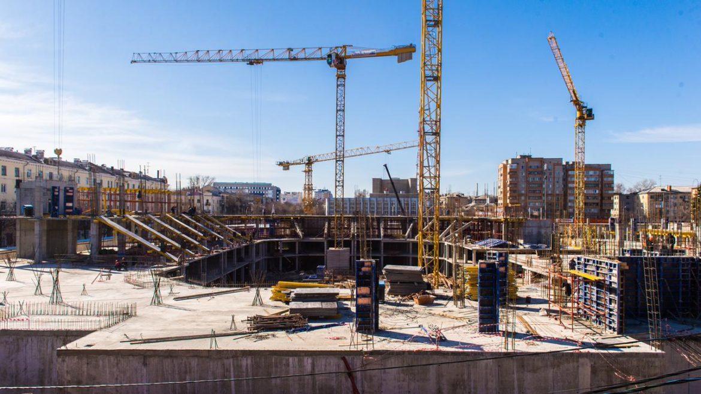 Строительство по госконтрактам необходимо защитить от необоснованного роста цен на стройматериалы