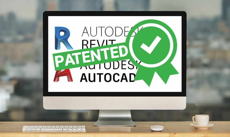 Плагины ТЕХНОНИКОЛЬ для Revit и AutoCAD запатентованы