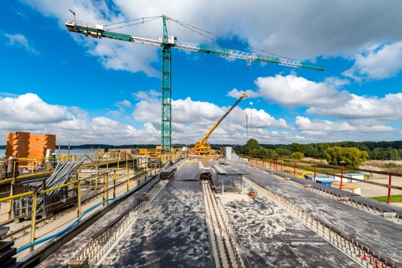 Мировая строительная отрасль идет в рост