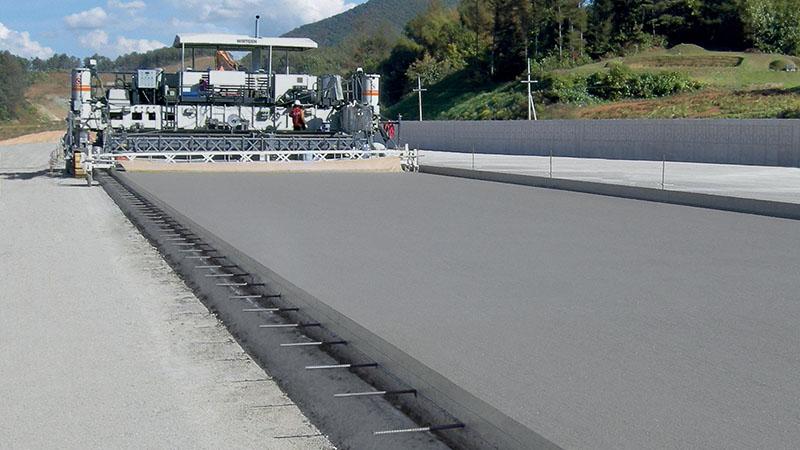 Cтроительство дорог из цементобетона выгодно