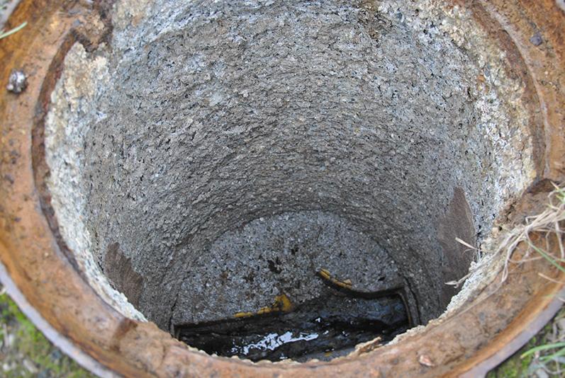 Защита бетонных конструкций от микробиологической коррозии