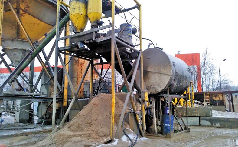 О ситуации с возведением сооружений из цементобетона в России (к 2019 году)