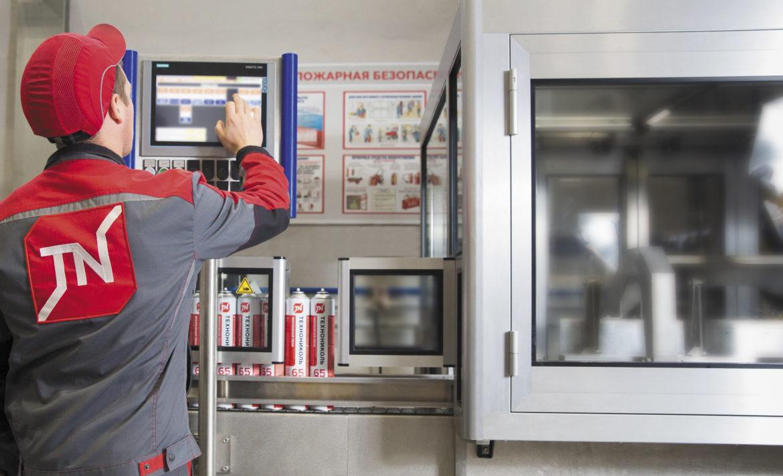 Рязанский завод ТЕХНОНИКОЛЬ по производству монтажных пен получил сертификат ISO 9001:2015