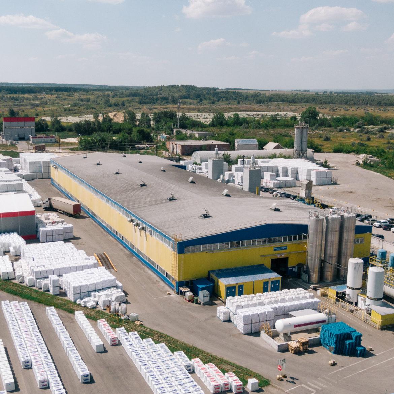 Модернизация завода ТЕХНОПЛЕКС в Новоульяновске