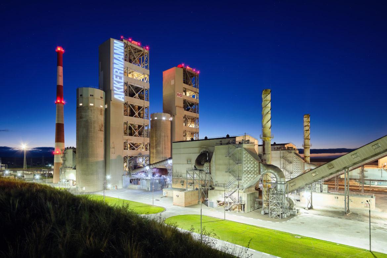 AKKERMANN cement становится ближе к клиенту